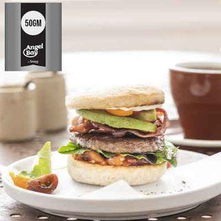 Beef Breakfast Sausage Patty 50G X 80