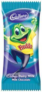 Chocolate Freddo Frogs Dairy Milk 72 X 12G