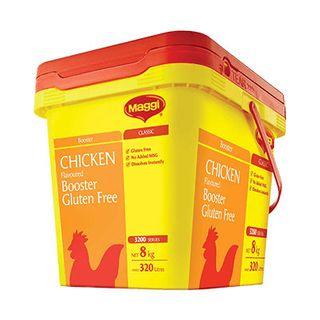 Booster Chicken GF 8kg Maggi