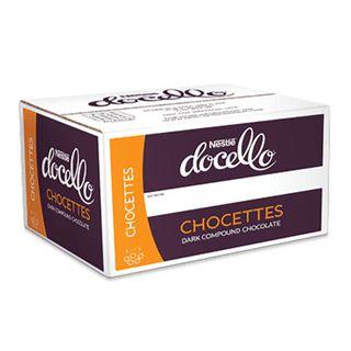 CHOCOLATE CHOCETTES DARK 5KG