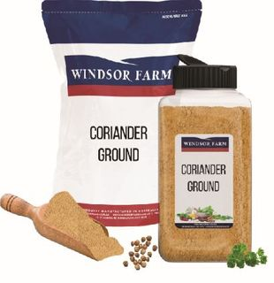 Coriander Ground Indian 1Kg Windsor Farm