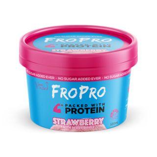 Ice Cream Dixie Strawberry Cup 24X118Ml Fro Pro