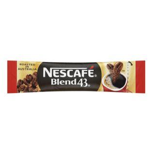 COFFEE NESCAFE BLEND 43 STICKS 1000S