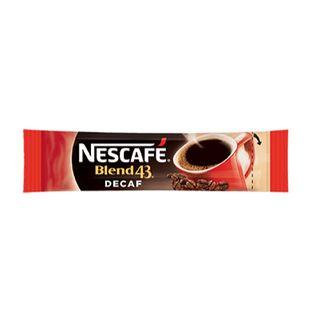COFFEE NESCAFE DECAF STICKS 1.7GX280