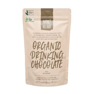 Organic Drinking Choc 250g x12