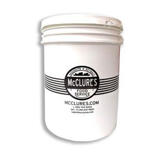 Sweet & Spicy Crinkle Cut Pickles 20Kg Mcclures