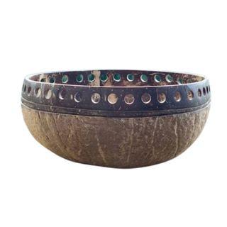 Coconut Bowl Rustic - Ctn/6