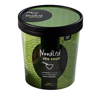 Noodled Veg Soup 53G