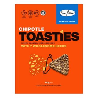 Ff Toasties Chipotle 110G X6
