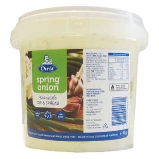 DIP SPRING ONION 1KG CHRIS