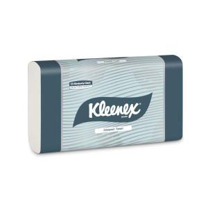 KLEENEX COMPACT TOWEL 90S (4440D) EA