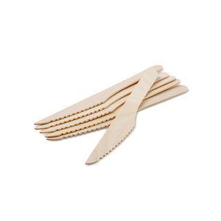 Cutlery Knife Wooden x 2000