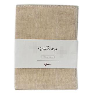 NAWRAP TEA TOWEL 35 X 70CM-LINEN