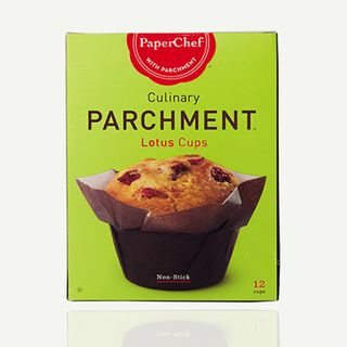 PAPERCHEF LOTUS CUPS 12PK-BROWN