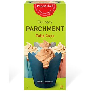 PAPERCHEF TULIP CUPS 12PK-MULTI