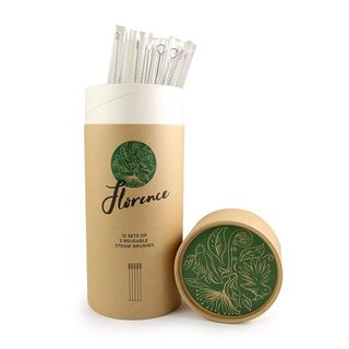 FLORENCE DISPLAY STRAW CLEANERS 15 SETS