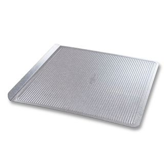 USA PAN-MEDIUM COOKIE SHEET 13X12