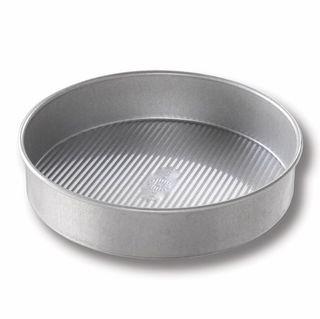 "USA PAN-ROUND CAKE PAN 8""X2"