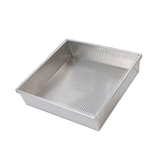 USA PAN-SQUARE CAKE PAN 8X8""