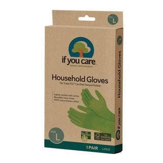 IF YOU CARE HOUSEHOLD GLOVES LARGE