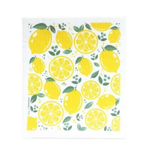 FLORENCE BY DP CITRON DISH CLOTH