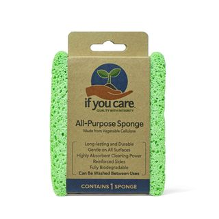 IF YOU CARE CELLULOSE SPONGE CLOTH