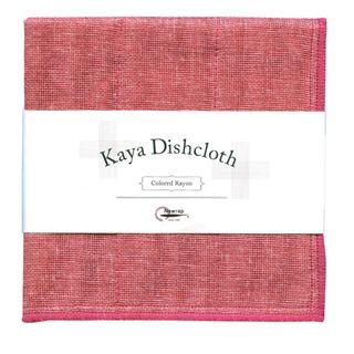NAWRAP KAYA DISH CLOTH 30X30CM-RED