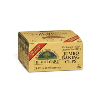 IF YOU CARE BAKECUPS JUMBO 24 CUPS