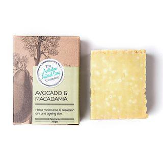 ANSC SOAP 100G-AVO & MACADAMIA