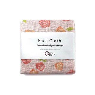 NAWRAP FACE CLOTH-ROSES