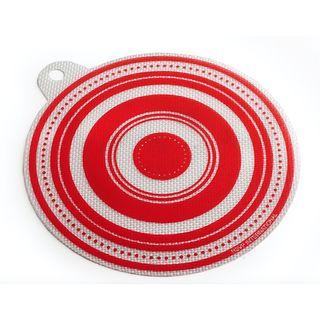 RSVP SILICONE JAR OPENER - RED