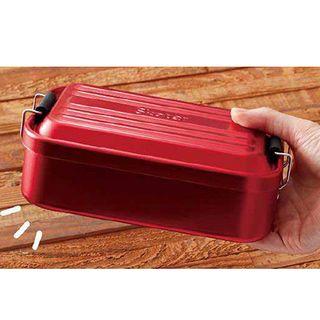 SKATER LUNCH BOX 1 LT  RED