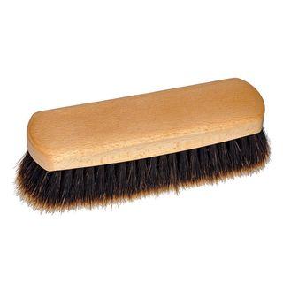 FLORENCE SHOESHINE BRUSH SLOTTED HAIR & OILED