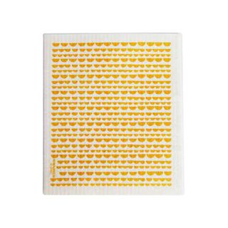 FLORENCE BY DP MOON DISH CLOTH - YELLOW