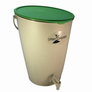 URBAN COMPOSTER 15L - LIME LID