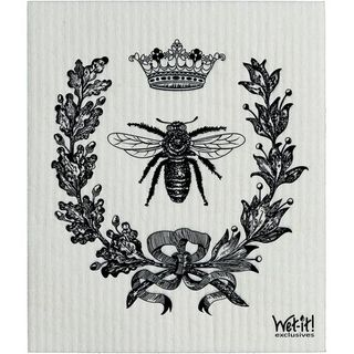 FLORENCE  DISH CLOTH - FRENCH BEE
