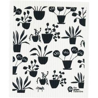 SPRUCE DISH CLOTH - POT PLANTS