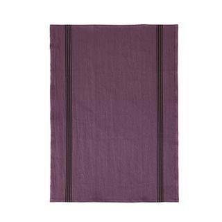 FLORENCE TEA TOWEL  52X70 LINEN 100%  -PIANO FIG