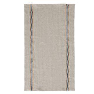 FLORENCE TEA TOWEL  52X70 LINEN 100%  -LUSTUCRU MULTI