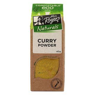 MRS.R.ECO CURRY POWDER 40G