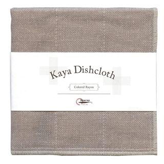 NAWRAP KAYA DISHCLOTH 30X30CM-GREY