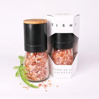 DISHY BUD BAMBU MILL - HIM PINK SALT