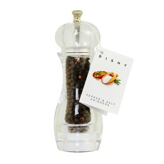 DISHY ORCHID MILL - BLACK  PEPPER 16CM