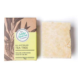 ANSC SOAP 100G - AUS TEA TREE