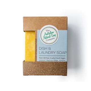 ANSC DISH & LAUNDRY SOAP 200G