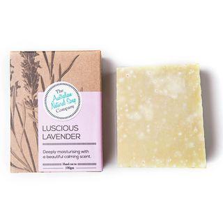 ANSC SOAP 100G- LUSCIOUS LAVENDER