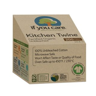 IF YOU CARE ORGANIC KITCHEN TWINE 60.8M