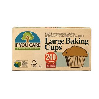 IF YOU CARE LARGE BAKE CUPS 240PK