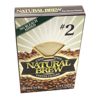 MRS.R.FILTER NATURAL BREW #2 (1 PACK)