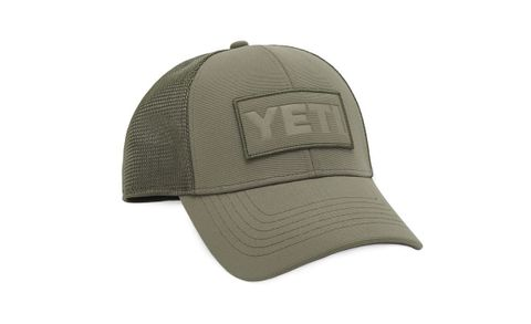 Yeti Trucker Hat Patch
